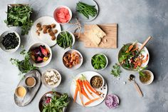 A Stress-Free Dinner Party: Your Mix-and-Match Menu