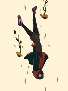 Draw my spider sona falling like this with roses Marvel Wallpapers, Animes Wallpapers, Marvel Art, Marvel Avengers, Marvel Comics, Spiderman Spider, Spider Gwen, Miles Morales Spiderman, Character Art