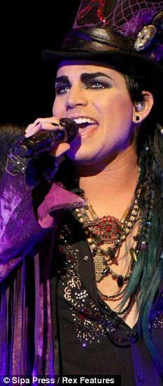 Adam <3  The Glam Nation Tour was so much fun!