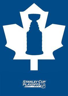 Toronto maple leafs have made the playoffs! Maple Leafs Hockey, Hockey Rules, Sports Team Logos, Love My Boys, Toronto Maple Leafs, Canada Travel, Ice Hockey, Nfl Football, Cricut Ideas