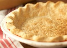 Blind baking, also known as pre-baking, pie crust is used for quiches, custard pies, & cream pies. Grab your pie weights & we'll show you how it's done.