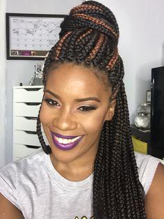 Check me out on YouTube - InnerBeautyOut and Instagram @InnerBeautyOutEL  Louigene Artistry || makeup for dark skin #makeupforwoc