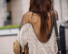 Back Yoke #fashion #apparel #back