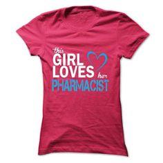 This girl love her PHARMACIST - #shower gift #cute gift. PRICE CUT  => https://www.sunfrog.com/LifeStyle/This-girl-love-her-PHARMACIST.html?id=60505