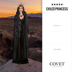 Exiled Princess