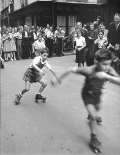 Robert Doisneau 1949 Rue des Canettes