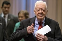 Jimmy Carter, facing cancer with grace - http://www.freshcancernews.com/jimmy-carter-facing-cancer-with-grace/
