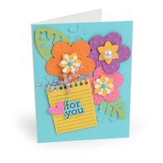 For You Flowers Cards #3