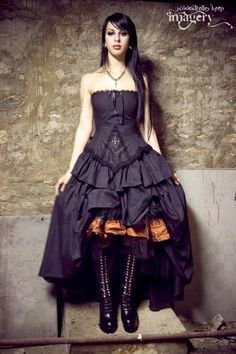 Resereved for amays3402 Victorian gothic wedding gown