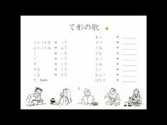 A Useful Song About -te/-de Form of Japanese Verbs