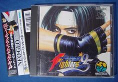 Neo Geo CD Japanese : The King of Fighters 95 http://www.japanstuff.biz/ CLICK THE FOLLOWING LINK TO BUY IT ( IF STILL AVAILABLE ) http://www.delcampe.net/page/item/id,0374127908,language,E.html