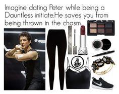Designer Clothes, Shoes & Bags for Women Peter Divergent, Divergent Trilogy, Divergent Outfits, Fandom Outfits, Teenager Outfits, Outfits For Teens, Cool Outfits, Engagement Photo Outfits, Engagement Photos