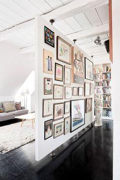 studio apartment room dividers