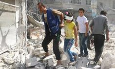 UN hires Assad's friends and relatives for Syria relief operation | World news | The Guardian