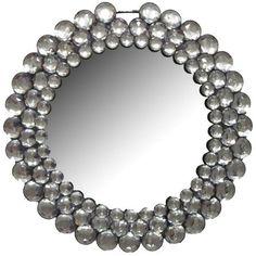 Triple Jewelled Mirror | Dunelm Mill