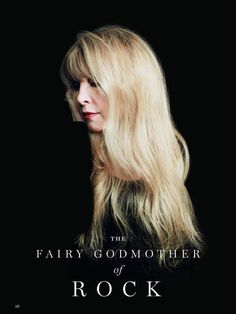 stevie nicks quotes | Stevie Nicks, the Fairy Godmother of Rock