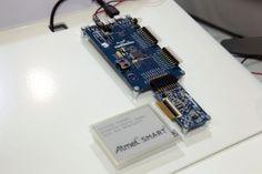Novo chip ARM promete funcionar por 10 anos com uma única carga +http://brml.co/1F3pxJZ