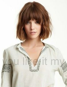 You Like It My...: Medium Length Bob Haircuts for Women and Girls