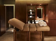 Enjoy a relaxing treatment in one of Rockliffe Hall's luxury treatment rooms. Best Spa, Treatment Rooms, Sofa, Couch, Your Perfect, Recliner, Luxury, Dollar Money, Furniture