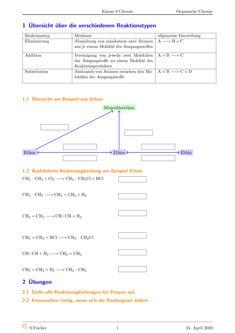 Experimente Protokoll Vorlage - Unterrichtsmaterial in den ...