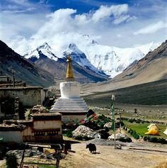 Tibet, Mount Everest, Nature Reserve, Nepal, Trekking, Statue Of Liberty, Mountains, Buddha, Traveling