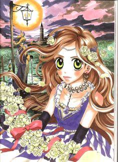 Fan Art of Manga Chocola for fans of Chocola Meilleure 26098468 Manhwa Manga, Anime Manga, Anime Art, October Art, Manga Covers, Fan Art, Vintage Comics, Anime Comics, Magical Girl
