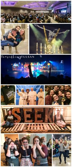 Want to relive the SEEK2015 Conference in Nashville, Tennessee? This Oklahoma girl shares her experience at #SEEK2015 on a My Catholic Story guest post!