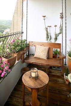 Nice 70 Small Apartment Balcony Decorating Ideas https://decoremodel.com/70-small-apartment-balcony-decorating-ideas/