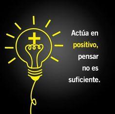 Una actitud positiva es el complemento perfecto :)