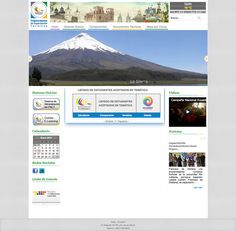 Proyecto MINTUR de educación ON LINE, diseño gráfico e implementación del sitio plataforma JOOMLA para el desarrollo del componente MOODLE, colaboración con RUTATEC | MACHANGARA SOFT