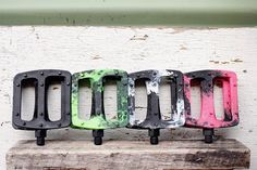 ODYSSEY TWISTED PRO PC PEDALS Bmx Pedals, Specs, Strength, Plastic, Popular, Simple, Colors, Design, Products