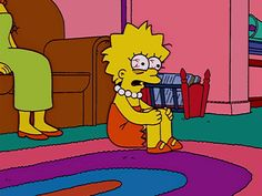 Times Lisa Simpson Was A Big Fucking Mood We've all been a version of Lisa at some point or another.We've all been a version of Lisa at some point or another. Simpsons Meme, Simpsons Quotes, The Simpsons Tumblr, Cartoon Icons, Cartoon Memes, Funny Memes, Cartoons, Lisa Simpson, Simpson Wallpaper Iphone