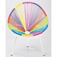 Muebles Portobellostreet.es:  Set 2 Sillas Bahia Multicolor - Sillas y Sillones Vintage - Muebles de Estilo Vintage