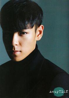 TOP (Choi Seung Hyun) ♕ #BIGBANG // CUT magazine