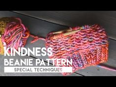 Free Knit Beanie Pattern – Savlabot Baby Hat Knitting Patterns Free, Knit Beanie Pattern, Free Knitting, Free Pattern, Yarn Tail, Baby Hats, Knitted Hats, Beanies, Crafts