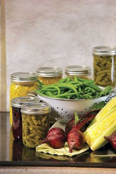 Whether pressure canning or using a water bath canner, home-canned food is a gift you give yourself. Learn how to use a pressure canner to preserve food safely and save money on groceries all year long. From MOTHER EARTH NEWS magazine.