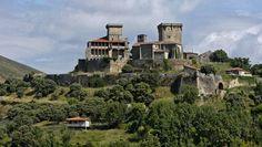 Castillo Monterrey .15 castillos para viajar a la Galicia  medieval
