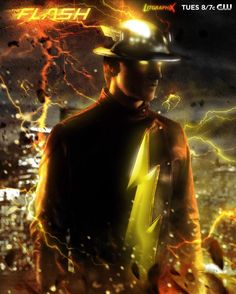 long before the speed force was established as such, the Flash was using it to establish the existence of other Earths and travel through time.  It may one day prove more vital to the universe than the light force the Lanterns tap into- or it could be an aspect of that very same force.