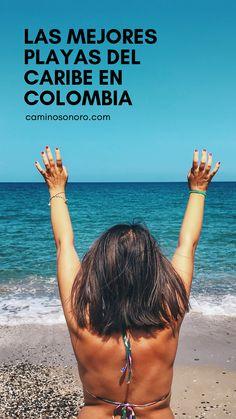 Top de las mejores playas del Caribe en Colombia. Planea tu próximo viaje con esta lista. Qué ver, qué hacer y dónde hospedarte. #colombia #caribe #travel #playas #turismo #viajes #viajeras #viajeros #mar