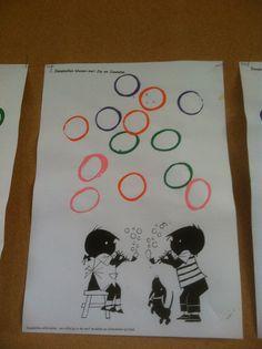 Bellen stempelen Diy For Kids, Crafts For Kids, Ecole Art, Games For Toddlers, Vacation Bible School, 4 Year Olds, Baby Crafts, Creative Kids, Schmidt