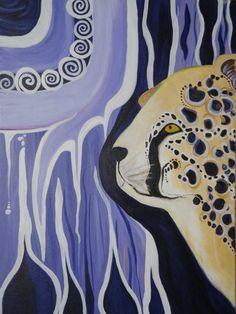 Cheetah acrylic painting Art Portfolio, Cheetah, My Arts, Painting, Painting Art, Paintings, Painted Canvas, Drawings