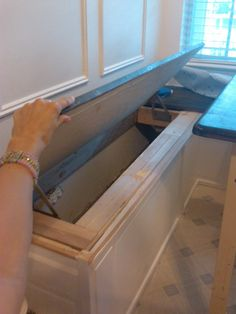 banquette seating bench - Google Search