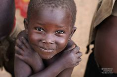 Uganda.... What a precious face! <3