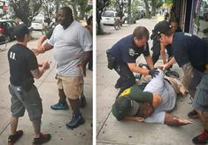 Why Eric Garner Couldn't Breathe The chokehold is only half the story of homicidal violence.