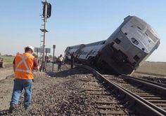 A train accident