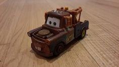 """Carl Attrezzi """"Cricchetto"""" - versione Team McQueen (Pit Crew Tow Mater)"""
