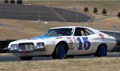 Bud Moore/Bobby Isaac 1972 #15 NASCAR Torino...