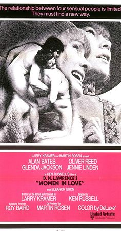 Directed by Ken Russell. With Alan Bates, Oliver Reed, Glenda Jackson, Jennie Linden. Two best friends fall in love with a pair of women, but the relationships soon go in very different directions. Oliver Reed, Glenda Jackson, Juliette Binoche, Love Film, Love Movie, Chloe Grace, Larry Kramer, Alan Bates, Ken Russell