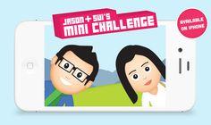 Jason & Sui's Mini Challenge  - Casual iPhone Game www.jasonandsui.com