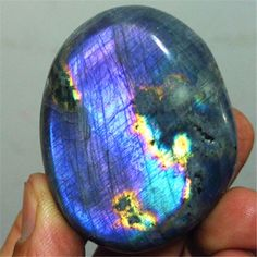 101-3g-Natural-Labradorite-Crystal-Rough-Polished-From-Madagascar-7187